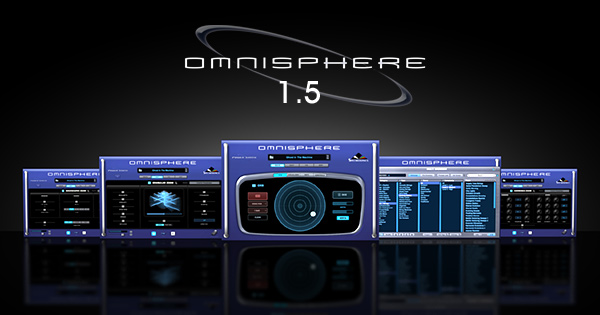 Spectrasonics News - Omnisphere 1 5 Update
