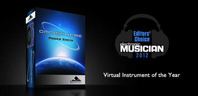Omnisphere wins EM Editors Choice Award