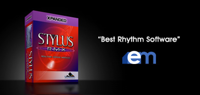 "RMX wins ""Best Rhythm Software"" EM Award"