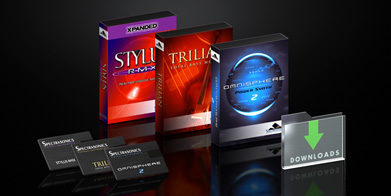 Spectrasonics Announces New Delivery Platforms