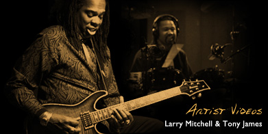 Artist Videos - Larry Mitchell + Tony James