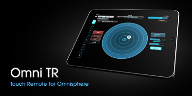 Omni TR - iPad Touch Remote for Omnisphere