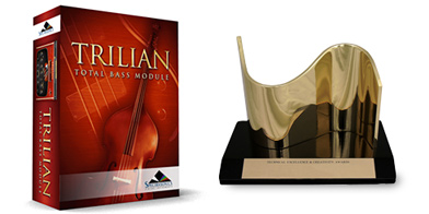 Trilian Nominated for prestigious TEC Award