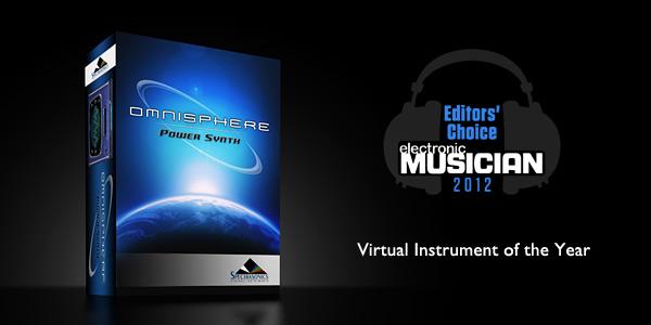 Omnisphere wins EM Editors Choice Award