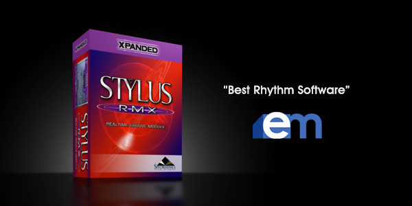 "RMX wins ""Best Rhythm Software"" EM Award"