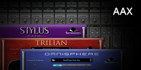 Spectrasonics News - AAX Support for Pro Tools 11