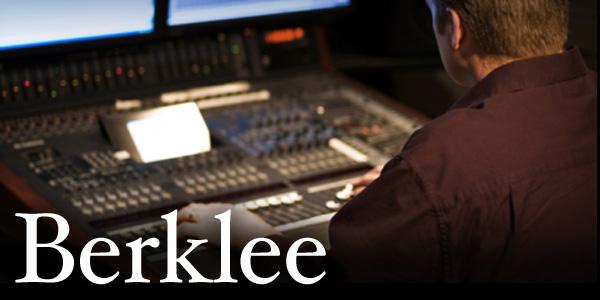 Spectrasonics Software in Berklee College of Music Courses