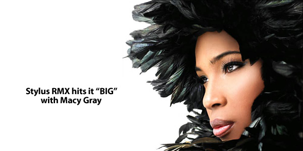 "Joe Solo Hits it ""Big"" with Macy Gray and Stylus RMX"
