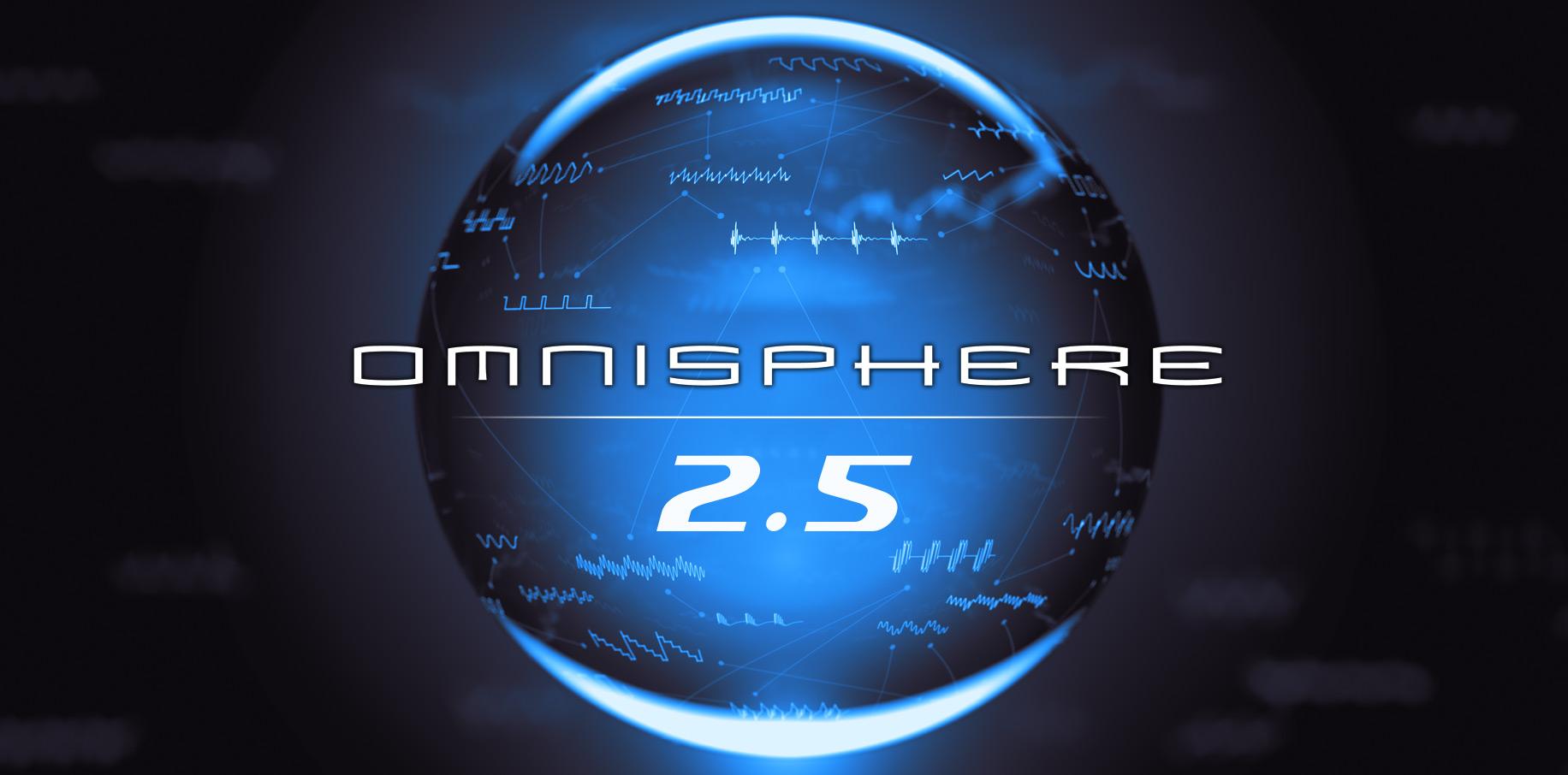 Spectrasonics News - Major Omnisphere 2.5 Update Released!