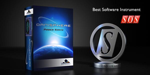Omnisphere wins prestigious SOS Award