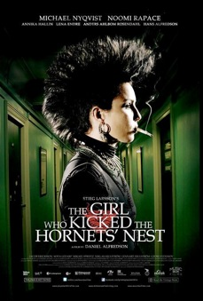 The Girl Who Kicked the Hornet\'s Nest