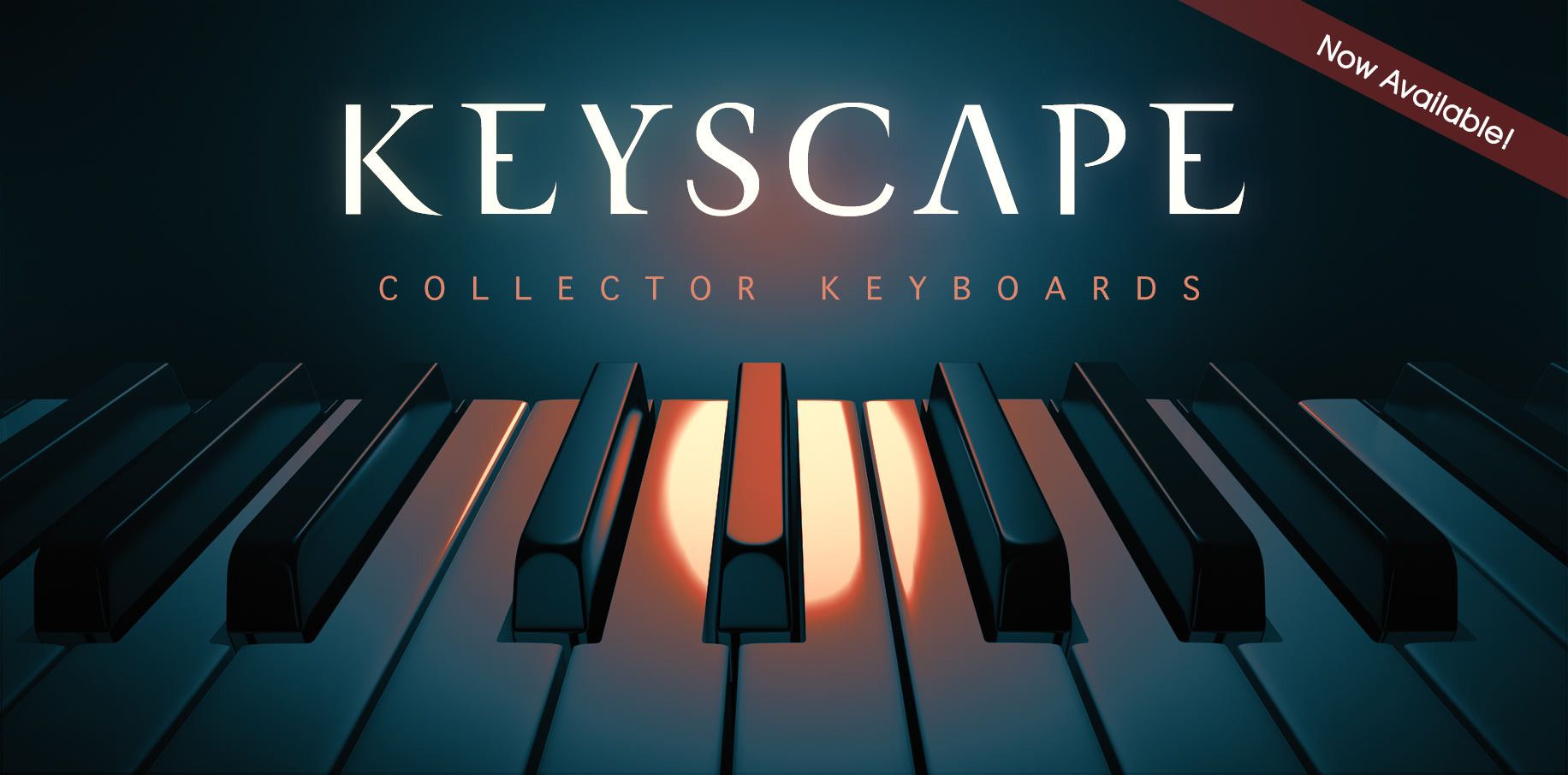 Keyscape - Collector Keyboards