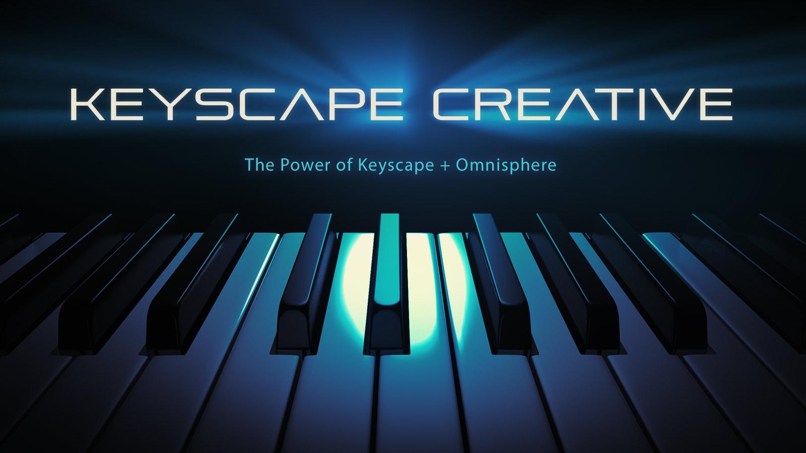Spectrasonics - Keyscape Creative Library
