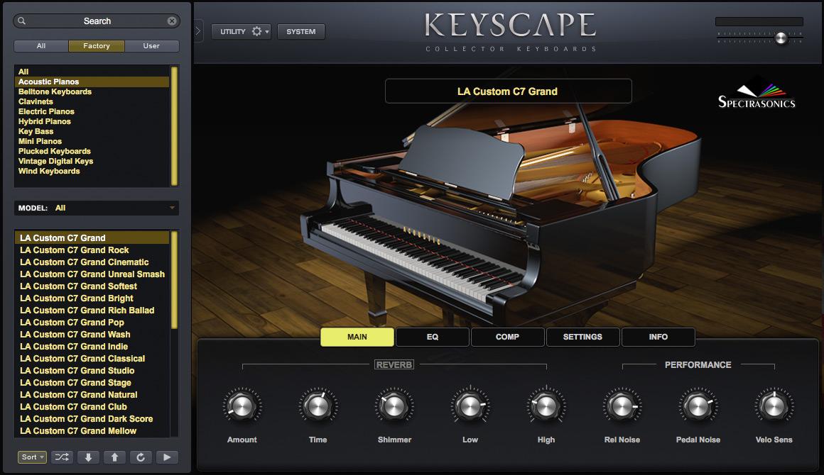 spectrasonics - keyscape