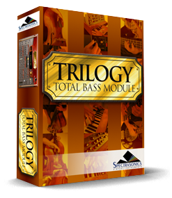 Spectrasonics - Legacy Products - Trilogy