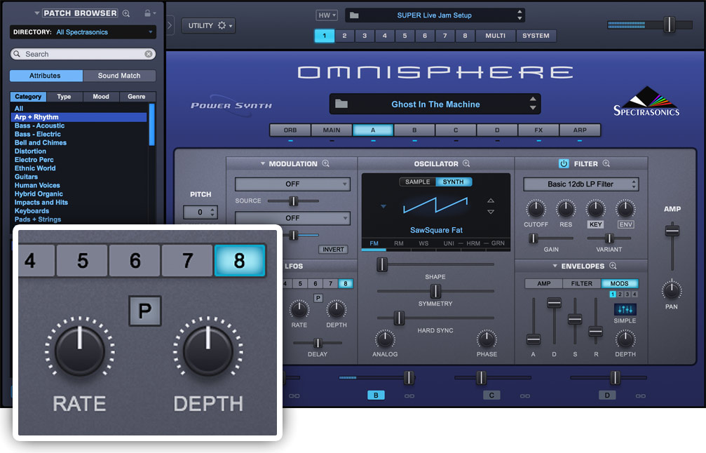 Omnisphere 2 Interface Tour