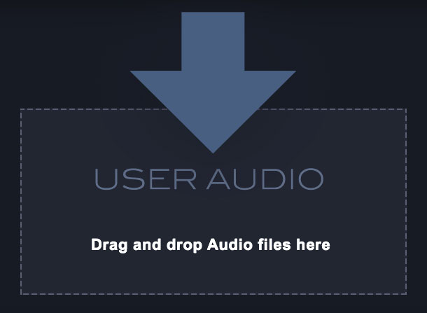 Audio Import