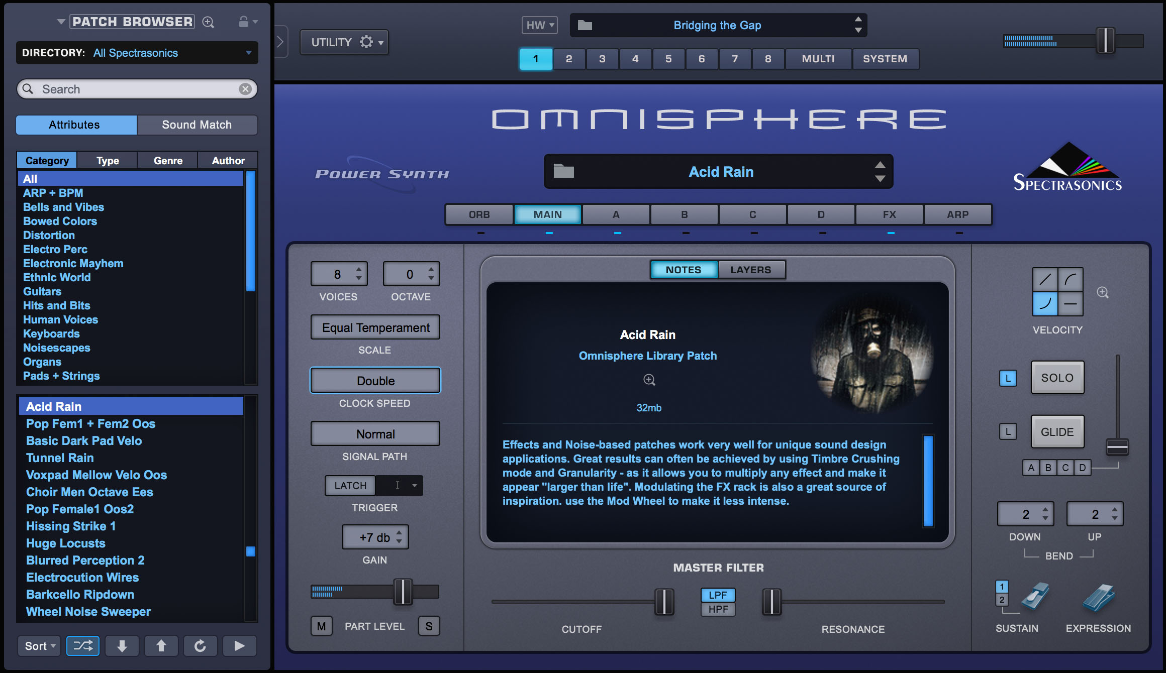 Spectrasonics - Omnisphere 2 - What's New