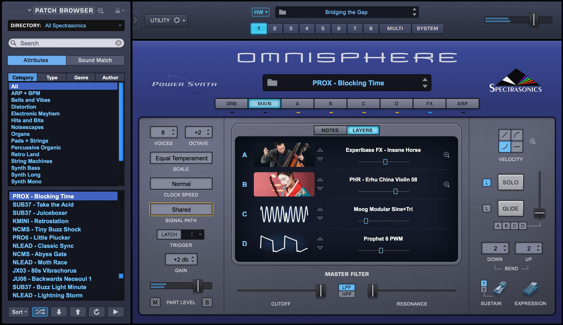 Spectrasonics - Omnisphere 2 - What's New
