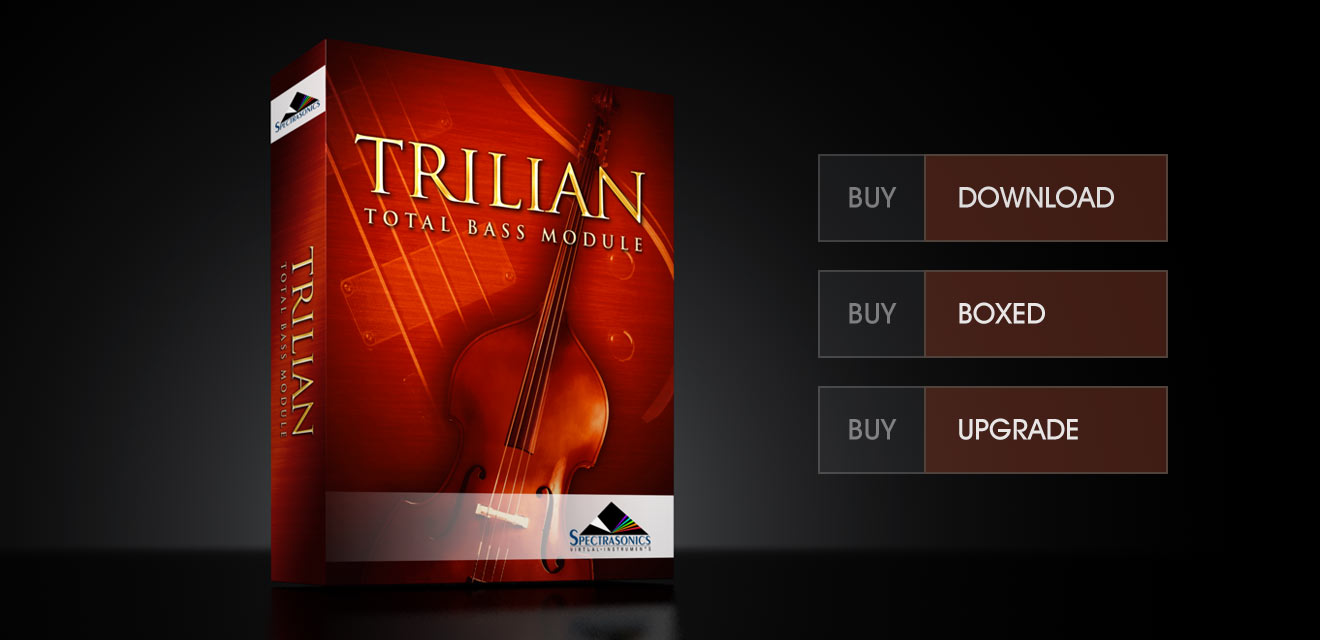 trilian total bass module free download