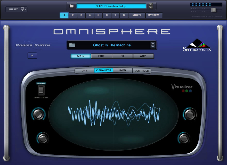 Spectrasonics - Products - Omnisphere - Audio Demos