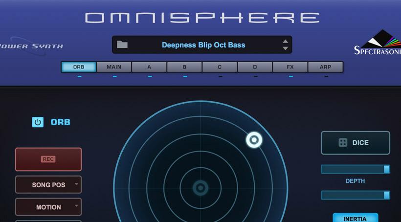 Spectrasonics - Products - Omnisphere, Stylus RMX, Trilian