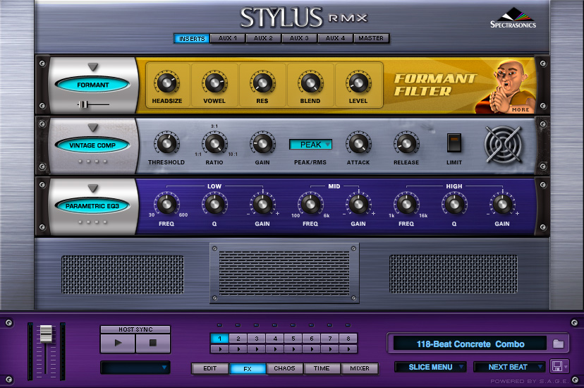 Stylus rmx library free download
