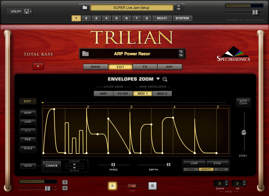 Spectrasonics - Products - Trilian - Total Bass Module