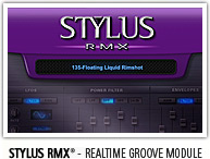 Stylus RMX - Realtime Groove Module